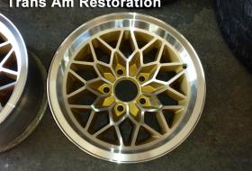 Trans Am Restoration 1
