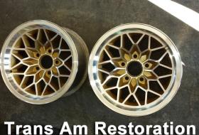 Trans Am Restoration 2