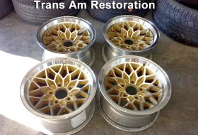 Trans Am Restoration 4