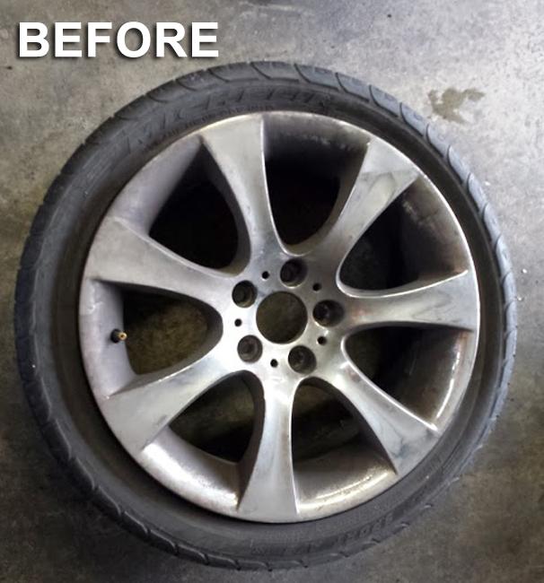 Curb Rash Repair >> Chrome Wheel Repair - We Fix Rims Houston