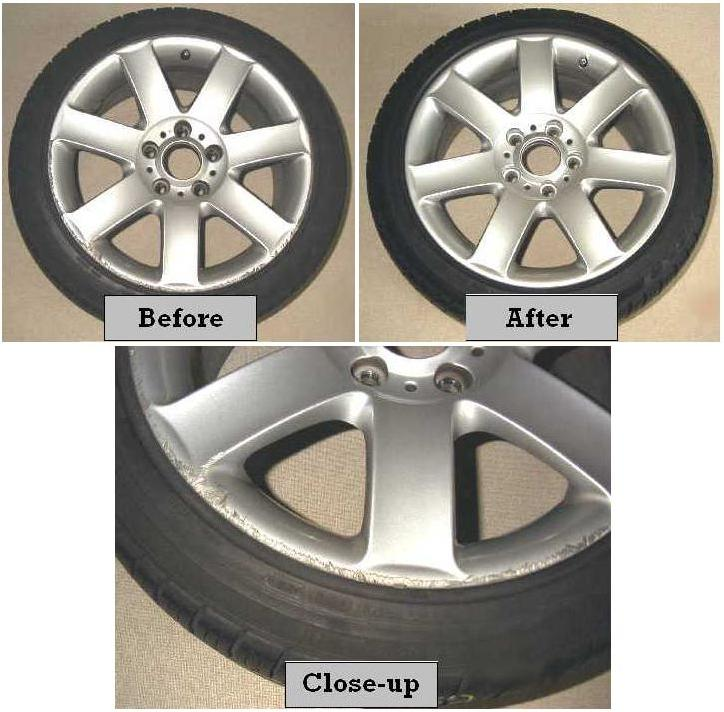 Houston Bent Wheel Repair We Fix Rims Houston