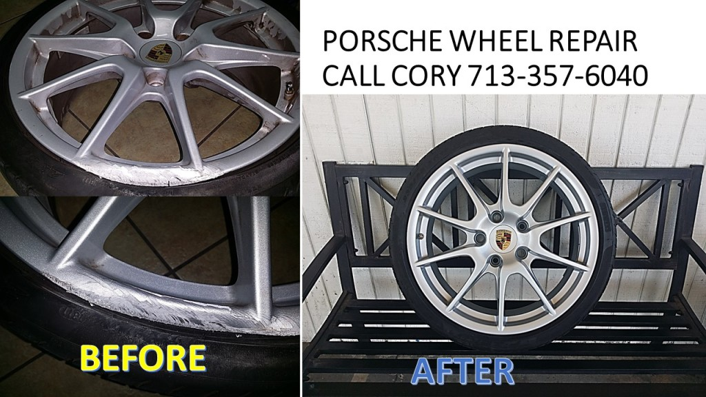 Curb Rash Repair Houston We Fix Rims Houston