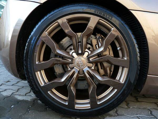 Chrome Spray Paint For Car Rims