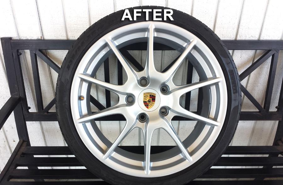 Fix Bent Rim >> Curb Rash Repair Houston - We Fix Rims Houston